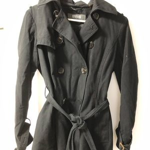 Kenneth Cole reaction lightweight peacoat